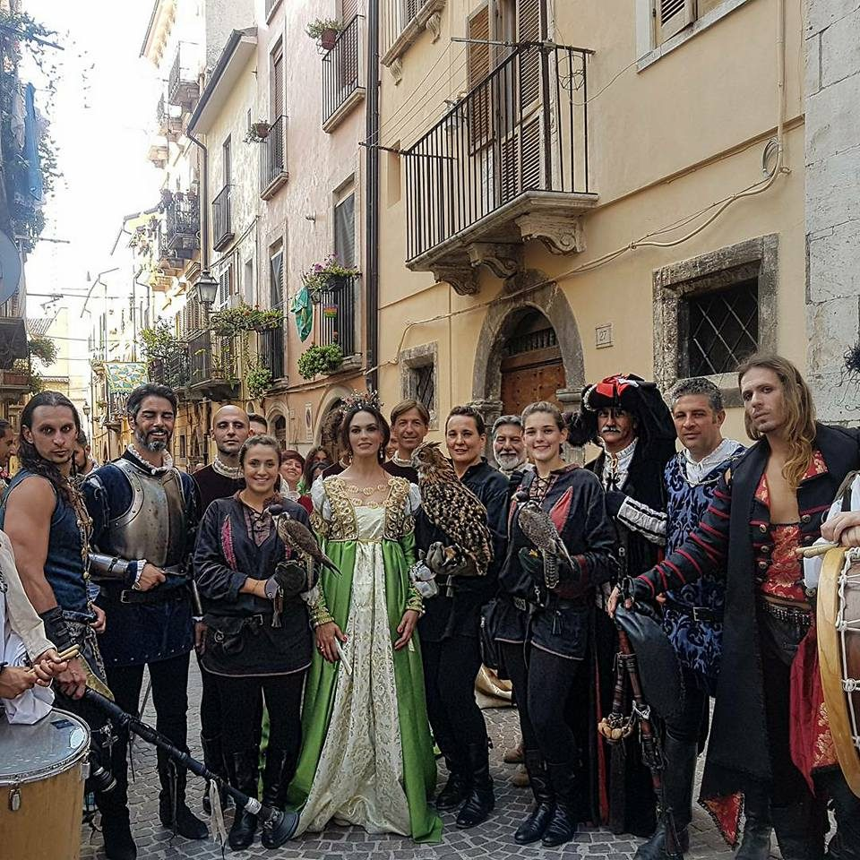 XXIII° Giostra Cavalleresca di Sulmona 2017